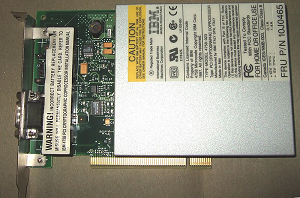 Hardware Secure Module from IBM4758